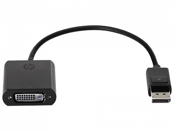 HP  Displayport To Dvi-d Adapter ( Fh973aa FH973AA