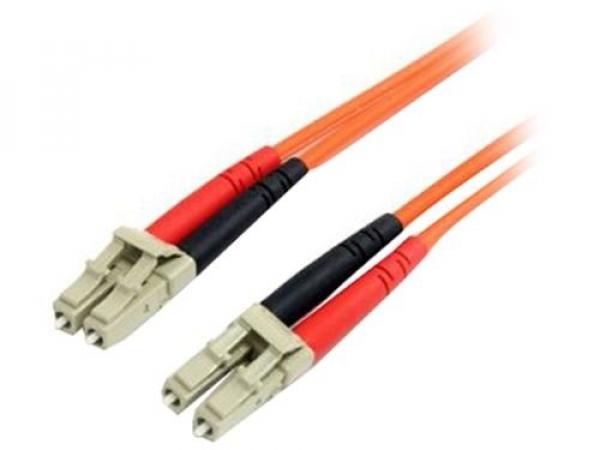 STARTECH 5m Multimode 62.5/125 Duplex Fiber FIBLCLC5