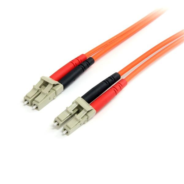 STARTECH Fiber Optic Cable - Multimode Duplex FIBLCLC7