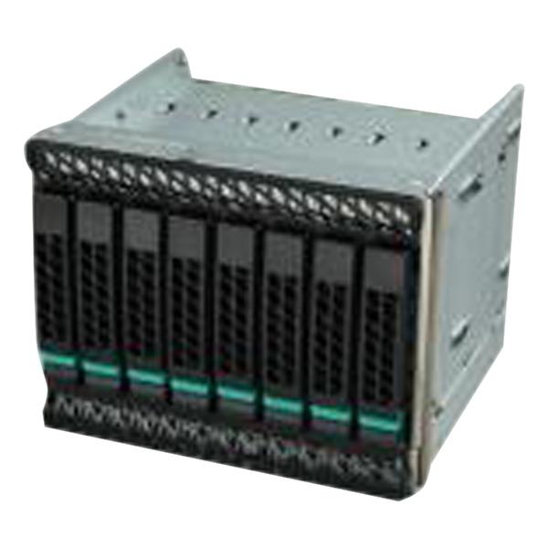 INTEL - 8 X 2.5 Inch Hot-swap Drive Cage Kit. FUP8X25S3HSDK