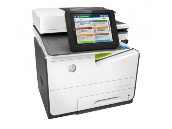 HP Pagewide Ent Color Mfp 586f G1W40A