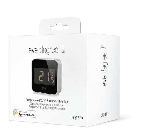 ELGATO  Eve Degree Wireless Outdoor Weather 10EAF9901