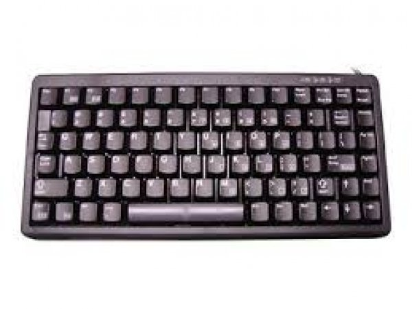 CHERRY Compact Keyboard 83 Keys Lasered Black G84-4100LCAUS-2