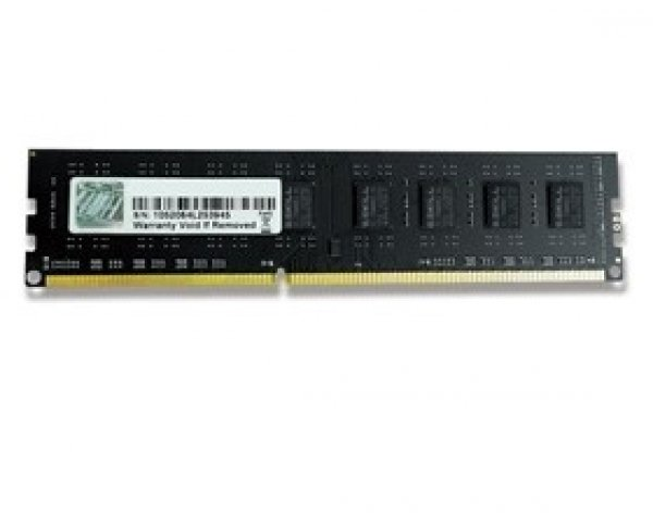 G.SKILL Ddr3-1333 2gb Single Channel value GS-F3-10600CL9S-2GBNS
