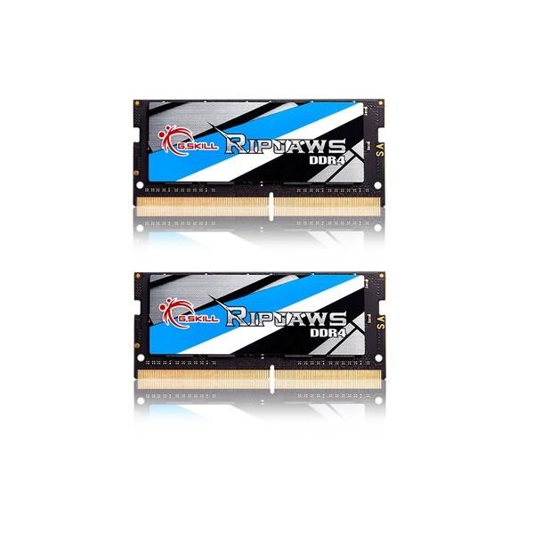 G.SKILL Ddr4-2400 8gb Dual Channel Ripjaws GS-F4-2400C16D-8GRS