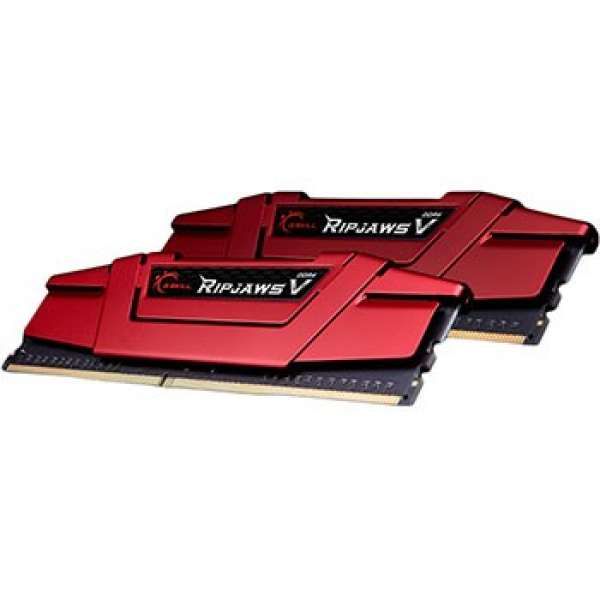 G.SKILL Ddr4-2666 32gb Dual Channel Ripjaws V GS-F4-2666C15D-32GVR