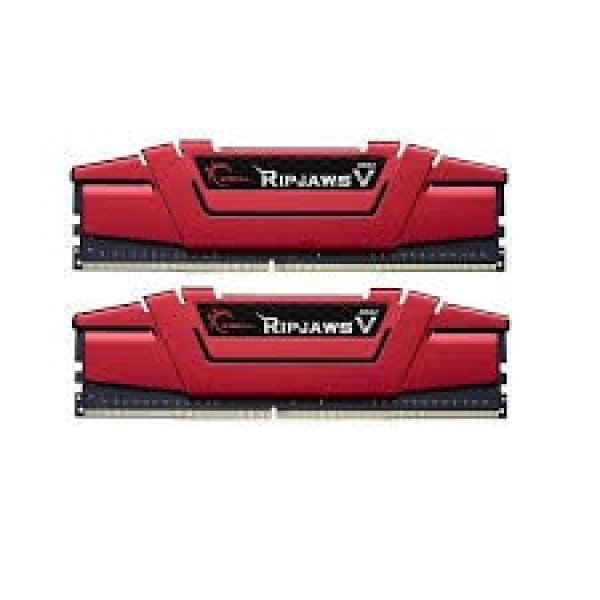 G.SKILL Ddr4-2666 8gb Dual Channel Ripjaws V GS-F4-2666C15D-8GVR