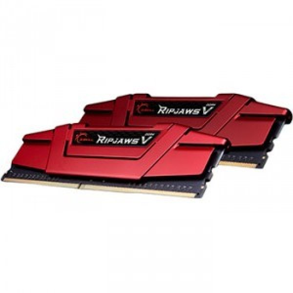 G.SKILL Ddr4-3000 32gb Dual Channel Ripjaws V GS-F4-3000C15D-32GVR