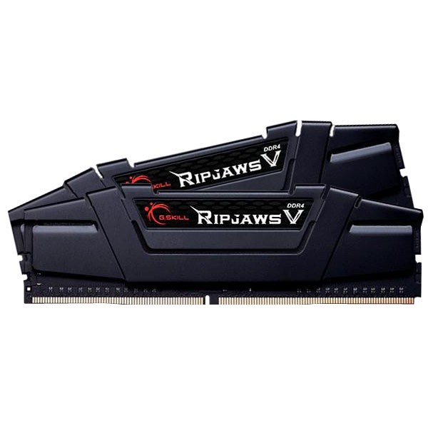G.SKILL Ddr4-3200 16gb Dual Channel Ripjaws V GS-F4-3200C16D-16GVKB