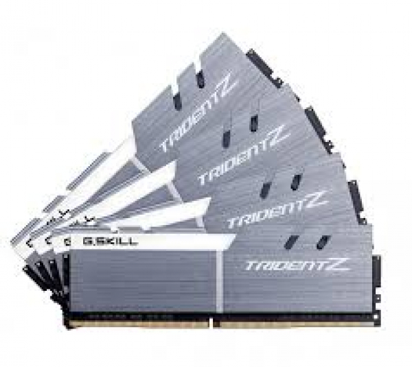 G.SKILL Ddr4-3200 32gb Quad Channel trident Z GS-F4-3200C16Q-32GTZSW