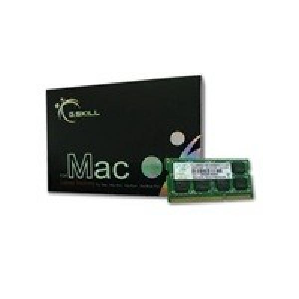 G.SKILL Ddr3-1333 8gb Mac Dual Channel Sodimm GS-FA-10666CL9D-8GBSQ