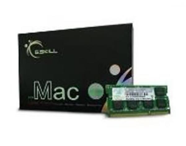 G.SKILL Ddr3-1066 Mac Sodimm 4gb sq GS-FA-8500CL7S-4GBSQ