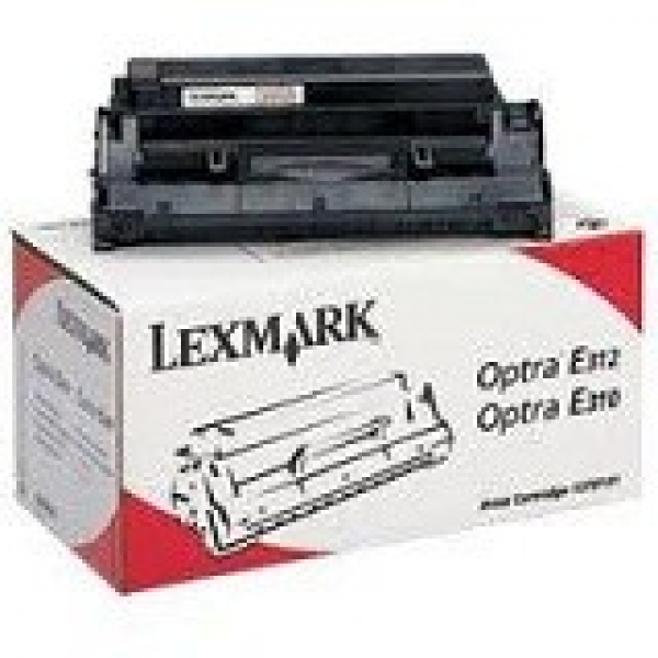 LEXMARK Black Toner Yield 2000 Pages For 10S0063