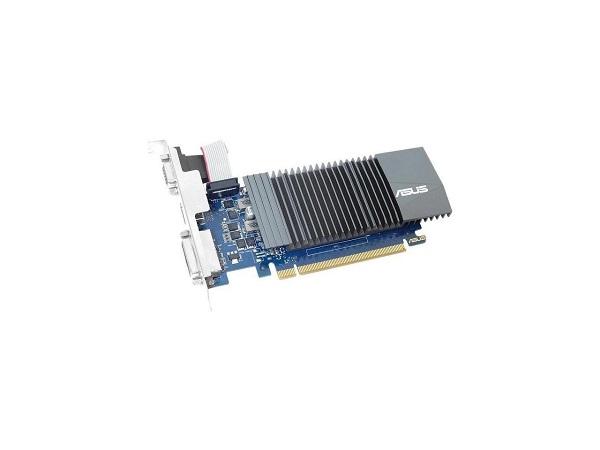 ASUS  Nvidia Gt710 ( Gt710-sl-1gd5-brk GT710-SL-1GD5-BRK