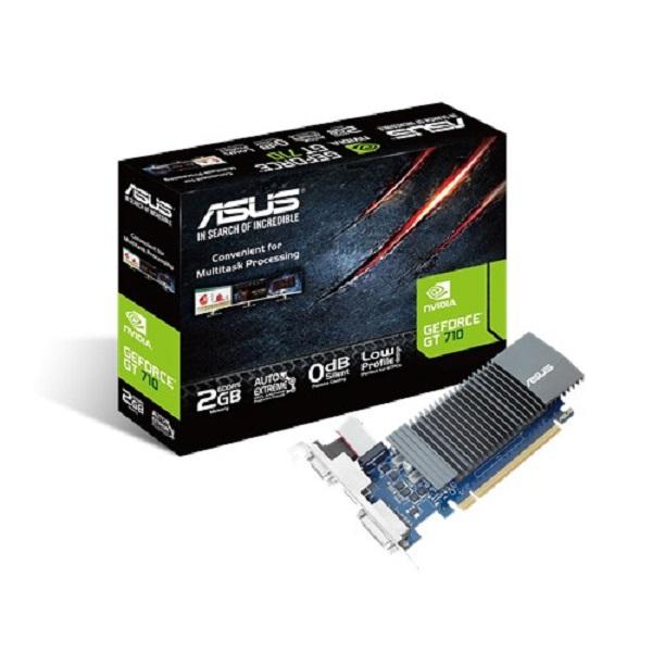 ASUS  Nvidia Gt710 ( Gt710-sl-2gd5-brk GT710-SL-2GD5-BRK