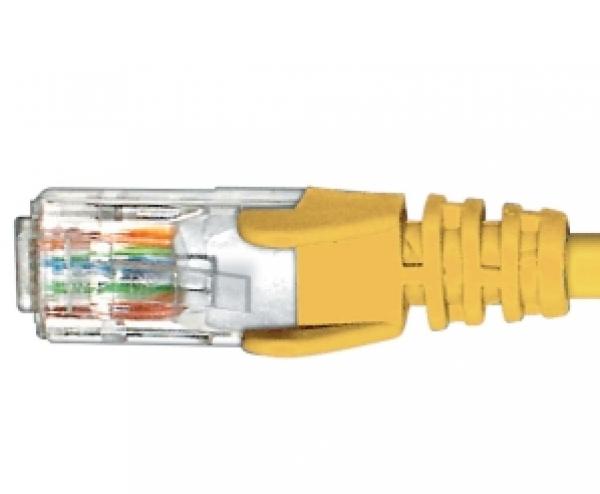 HYPERTEC Cat5e Yellow Patch Lead 3m ( Hcat5eyl3 HCAT5EYL3