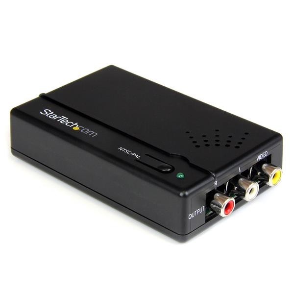 STARTECH Hdmi To Composite Converter With Audio HD2VID
