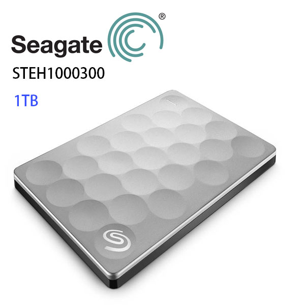 Seagater Back Up Plus Slim 1tb Portable Hdd Steh1000300 ( Hddseasteh1000300 )
