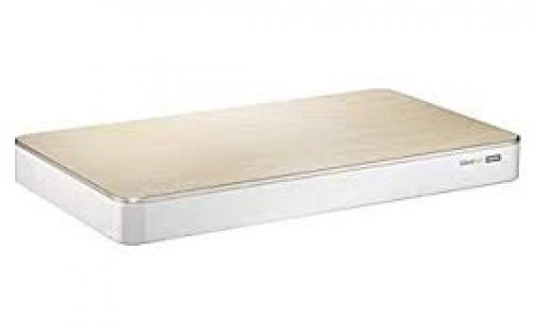 Qnap 4-Drive Fanless Nas Quad-Core 1.5Ghz 8GB Ram 2 X Network Storage (HS-453DX-8G)
