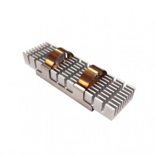 Qnap Heatsink For M.2 SSD Module 8PCS Dark Green NAS Accessories (HS-M2SSD-03)Qnap Heatsink For M.2 SSD Module 8PCS Dark Green NAS Accessories (HS-M2SSD-03)