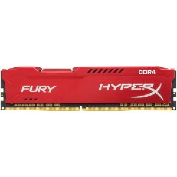 Kingston 8gb 2400mhz Ddr4 Cl15 Dimm 1rx8 Hyperx ( Hx424c15fr2/8 )