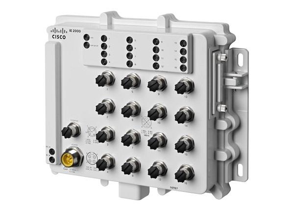 CISCO  Ip67 Ie 16 IE-2000-16T67-B