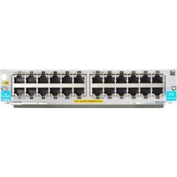HP  24p 10/100/1000base-t Poe+ V3 Zl2 J9986A
