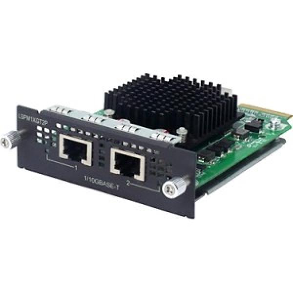 HP 5500/5120 2p 10gbase-t JG535A