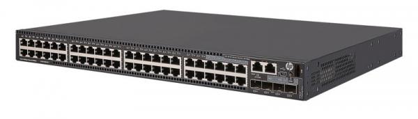 HP  E 5510 48g 4sfp+ Hi 1-slot JH146A