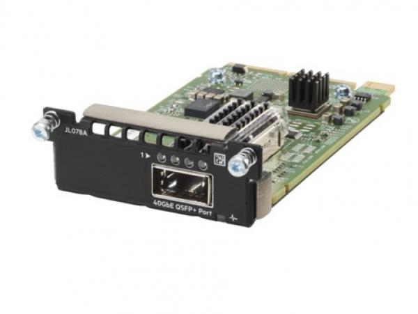 HP  Aruba 3810m 1qsfp+ 40gbe JL078A