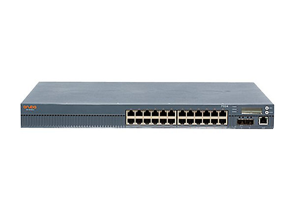HP Aruba 7024 (RW) 32 Ap Branch Cntlr (JW682A)