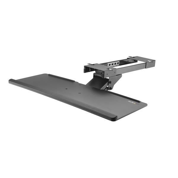 Startech Under Desk Keyboard Tray - Adjustable - Keyboard Drawer - Co ( Kbtrayadj )