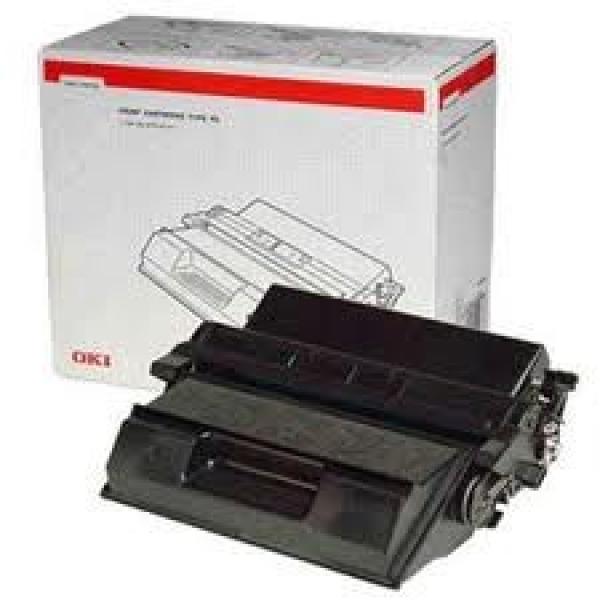 OKI Black Toner For B710 B720 B730 15000 1279001