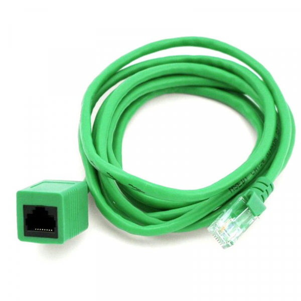 8WARE  Rj45 Male To Female Cat 5e Network/ KO820U-2F