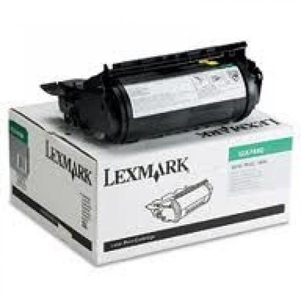 LEXMARK Black (return Program) Toner Yield 5000 12A7460