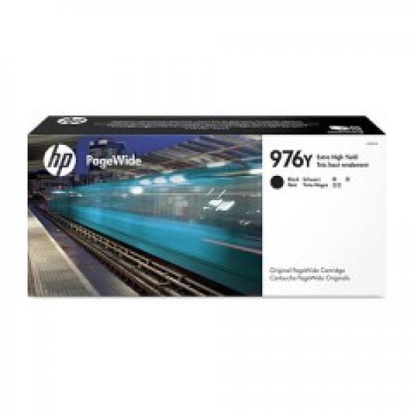 HP 976y Black Original Ink Crtg 552/577 L0R08A