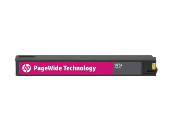 HP 975a Magenta Original Pagewide Cartridge L0R91AA