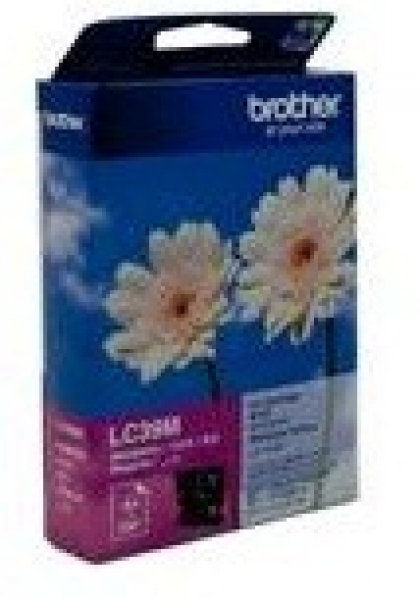 BROTHER Lc39 Magenta Ink 260 Page Yield For 315 LC-39M