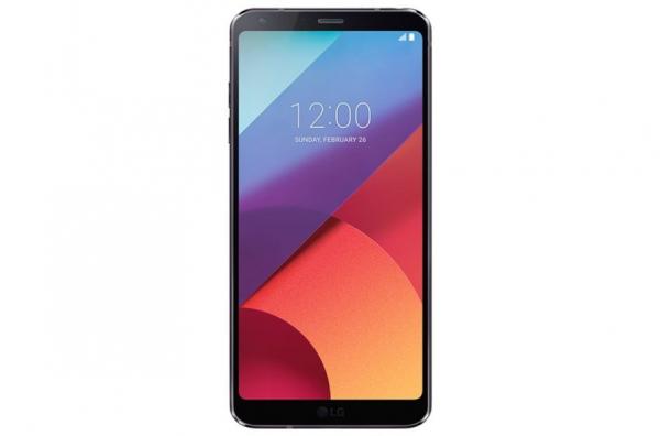 LG G6 (astro Black) Qualcomm Snapdragon 821 LGH870DS.AAUSBK