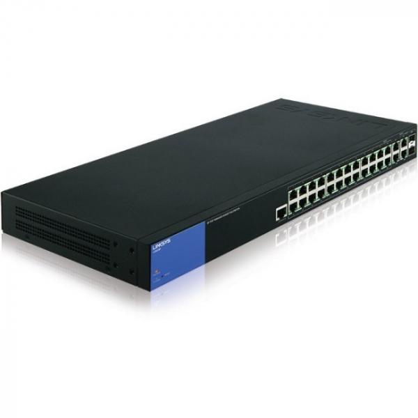 LINKSYS BELKIN Managed Switch Poe Gigabit LGS528P-AU