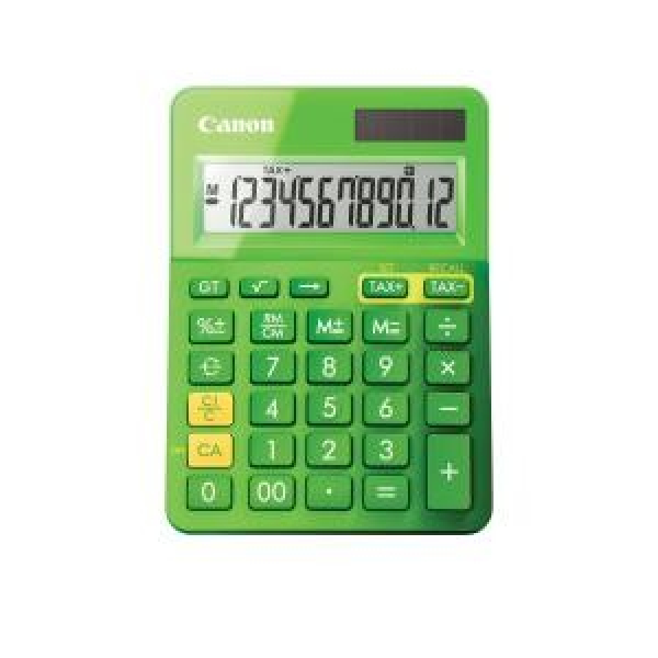CANON Green Desktop Tax LS123KMGR