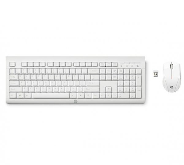 HP M7P30AA C2710 Wireless Keyboard Combo