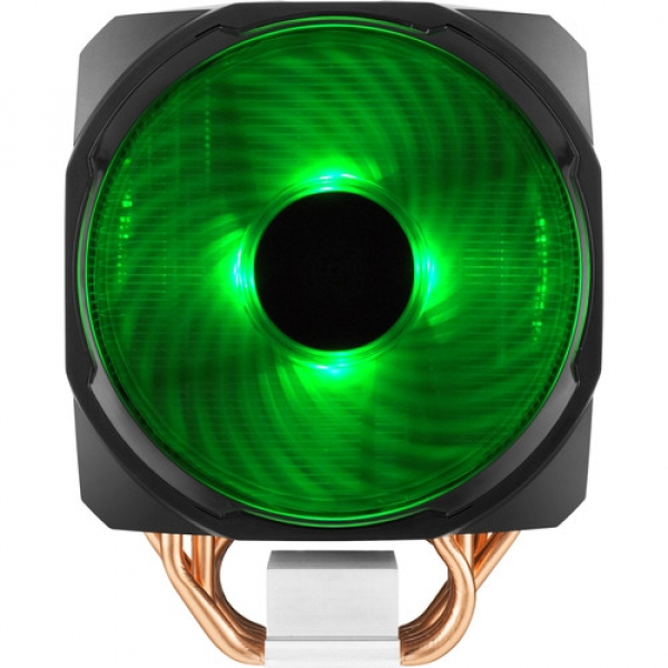 COOPLER Master Masterair MA610P RGB Natively AM4 Support Dual Masterfan 12 (MAP-T6PN-218PC-R1)