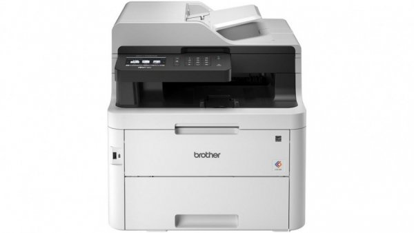Brother Wireless Networkable Colour Laser Multi-function Centre With ( Mfc-l3745cdw )