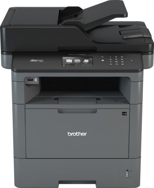 BROTHER A4 40ppm 250 Shts Net Wifi Fax A4 Mono MFC-L5755DW