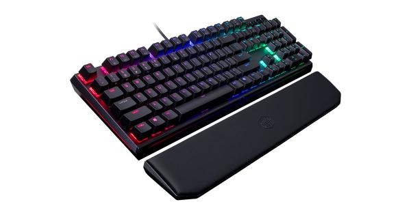 Masterkeys Mk750 Rgb Mechanical Keyboard(blue MK-750-GKCL2-US