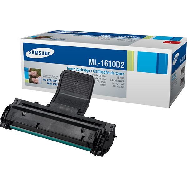 Samsung Toner For Ml-1610 2000 Pages At 5 ( Ml-1610d2/see )