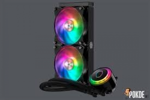 Masterliquid Ml240R Addressable RGB Cpu Cooler MLX-D24M-A20PC-R1