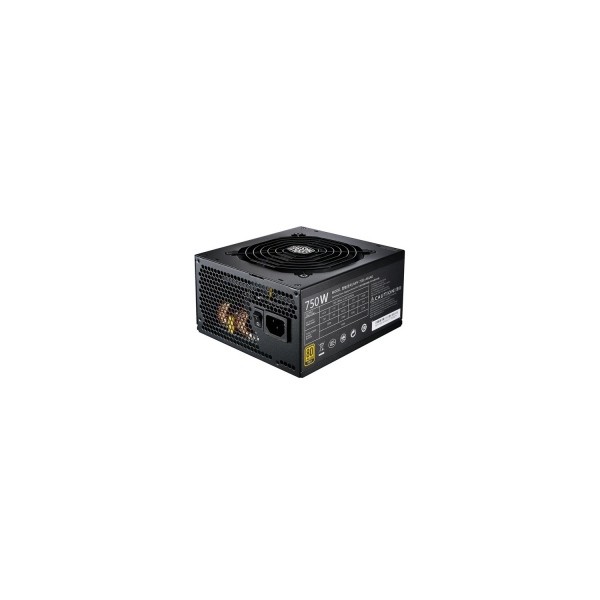 COOLER Master MWE Gold Fully Modular 750W A/AU Power Supply Cable (MPY-7501-AFAAG-AU)
