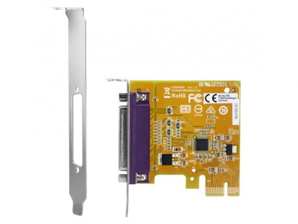 HP Pcie X1 Parallel Port N1M40AA